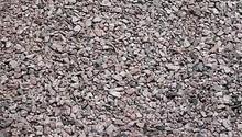 Granite, sandstone, dust, sand