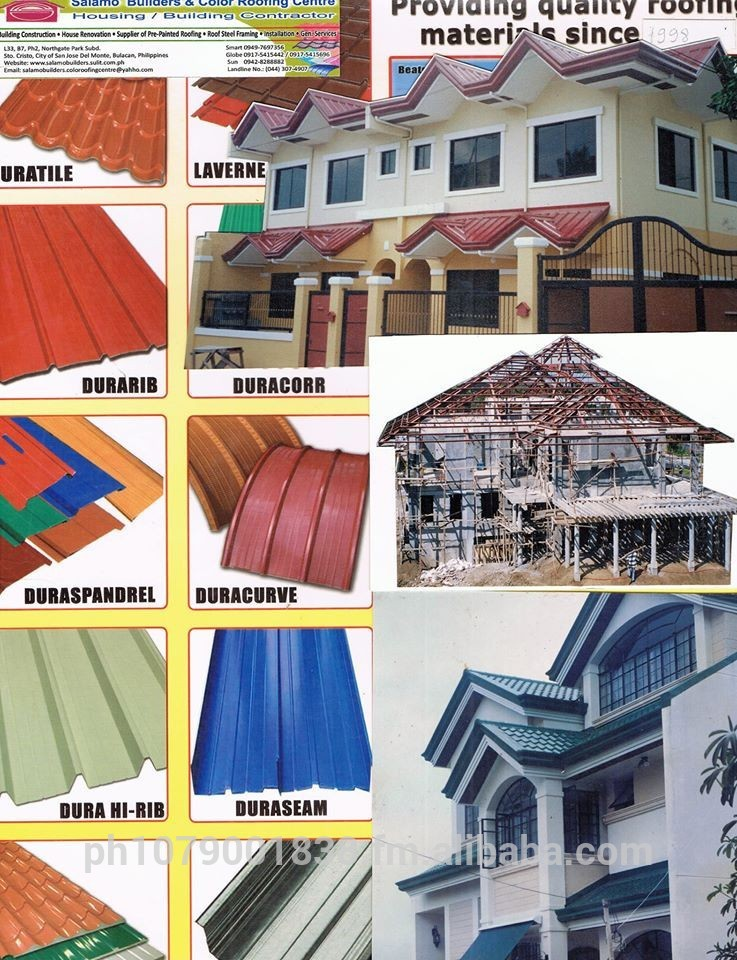 Building construction roofing materials house renovation for House building supplies
