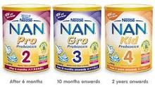 nannestleนมแม่สำหรับทารกสำหรับการขายในราคาที่แข่งขันและราคาไม่แพง
