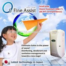 Este gerador de ozônio, permitiu a operação em de mais de 5000 horas está continuamente cerca de 10 vezes da convencional p