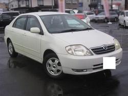 Toyota Corolla G 2000 Used Car