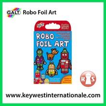 Robo Foil Art