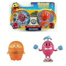 pacman action figures