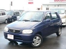 japanese and Popular suzuki alto automatic used car