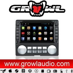 GROWL Android Car DVD GPS Navigation Head Unit for Foton Transvan