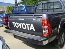 Toyota Hilux 4x4 Double Cabin 2.5L Turbo Diesel model 2015
