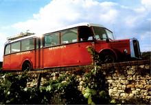 Saurer Oldtimer Bus N4C CT4D