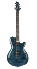 Solid Body 3 Voice Electric Guitar