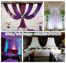 indian wedding stage decoration with backdrop