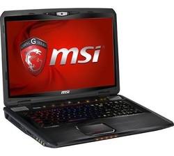 MSI GT70 DominatorPro-1039 - Core i7 Extreme Edition 3 GHz - 17.3 1920 x 1080 - 32 GB RAM - Brushed aluminum black