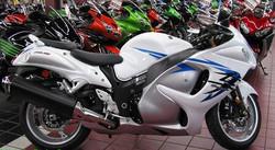 2014 Suzuki Hayabusa 1340, Sport Bike, Motorcycle