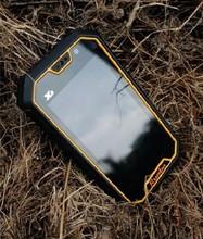 5 Inch Gorilla IPS Touch Screen Runbo X6 Walkie Talkie ip67 mobile phone waterproof