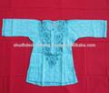 100% algodão crianças childern hippie kurta camisa da índia