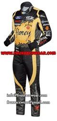 kart racing sublimation Suit