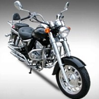 Xmas Discount For 250cc Road Hog Single Cylinder 4 Stroke Motorcycle