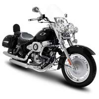 Newly 250cc Quest V2 Motorcycle Street Bike