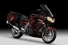 Newly 2013 Kawasaki Concours 14 ABS