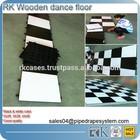 RK supplies pvc vinyl dance floor