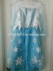 Genuine Authentic Dis ney Store Frozen Elsa Snow Queen Princess Dress Costume Gown All Size