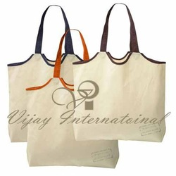 AMAZON India Made Cotton Carry Bags shopping Bags HOME TEXTILES & FURNISHINGS - MANUFACTURERS EXPORTERS