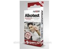 Made in Poland disposable Breathalyzer, Alcohol Tester, Alco2go