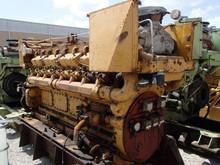 Caterpillar D399 Marine Auxiliary Engine