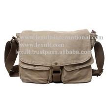Children Leather School Bags