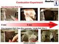 Japonês não inflamável PVC plástico transparente cortina