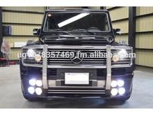 MERCEDES BENZ G-CLASS G500 LONG-YEAR 2001-US$ 15500