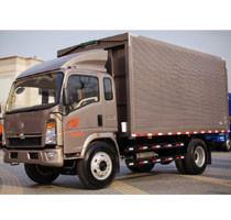 Howo Van Truck 4 tones