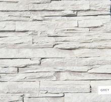 Cheap high-quality artificial light concrete ledge walling stone - Vietnamese Art cladding stone
