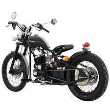 250cc Custom Bobber Motorcycles Street Legal Bike