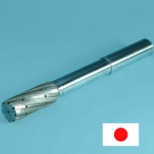 Takezawa de diamante y CBN escariador se para el procesamiento de hitachi - excavadora de control de la válvula de la