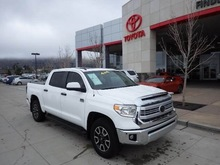 USED - 25K Miles 2014 Toyota Tundra 4WD 1794 Model