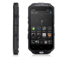 Original CONQUEST T3 android smartphone MSM8225A dual core dual SIM 3G mobile phone rugged cell phone