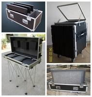 mixer console ata case amplifier road case aluminum flight case