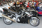 USED MOTORCYCLES - HONDA CBR1100 XX SUPER BLACKBIRD (1977 PETROL)
