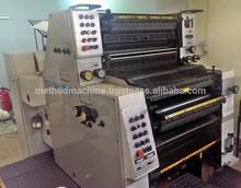 Used 2 Colour Offset Printer Roland 200