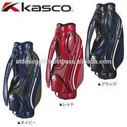 [golf bag] Kasco golf KS-081 cart caddy bag stand bag