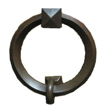 forged iron door knocker Made in Italy