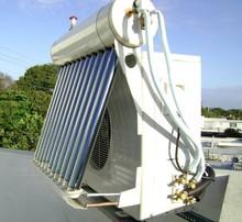 Hybrid Solar Air Conditioner