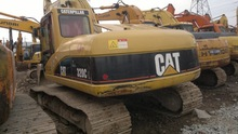 original Japan excavator CAT320c, year 2006 ,good working condition