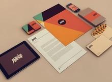 website design, logo, business cards & SEQ, E-mails