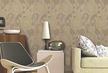 Cayenne Vinyl Embossed Wallpaper