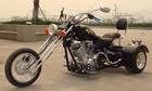 USED 250cc Trike Chopper 3 Wheel Motorcycles