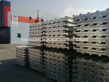 DANA UAE aluminium Corrugated/Flat Sandwich Panels - UAE-Qatar-Oman-Saudi-Bahrain