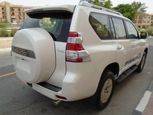 Toyota Prado Diesel 3.0L Automatic TXL- Full options 2014 model