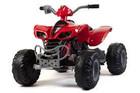 12V Twin Motor Kids Raptor Ride On Quad Bike Red