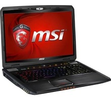 MSI GT70 DominatorPro-1039 - Core i7 Extreme Edition 3 GHz - 17.3 1920 x 1080 - 32 GB RAM - Brushed aluminum black
