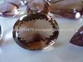 ametrina piedra corte el tono de la forma mixta pulido y corte de piedra clara cristales de piedras preciosas al por mayor directa